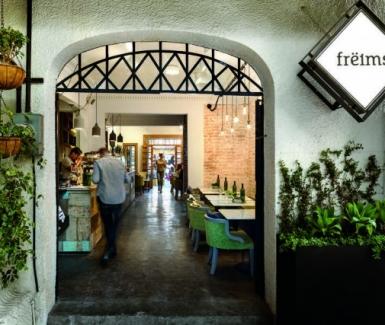 5 patios para comer en la CDMX