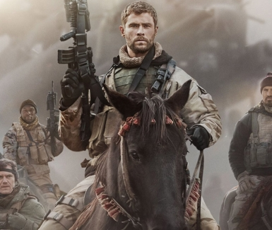 """Chris Hemsworth protagoniza """"Tropa de Héroes"""""""