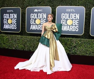 Los looks de los Golden Globe 2020