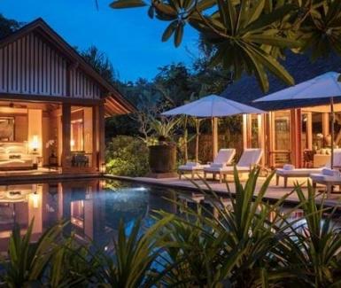 EL DATAI LANGKAWI: EL HOTEL DE MALASIA QUE COMPARTE CON LA NATURALEZA