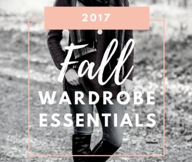 ¡6 accesorios básicos que necesitas para otoño!