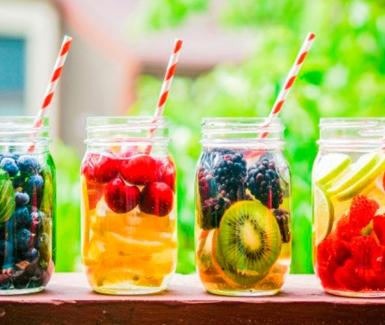 ¡10 infusiones para desintoxicar tu cuerpo!