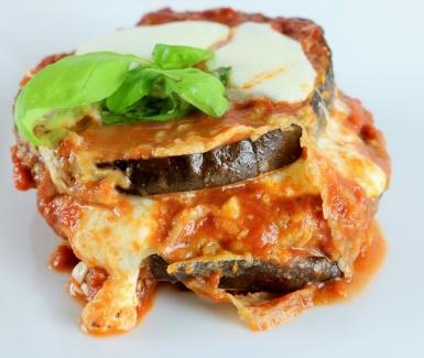 Prueba esta deliciosa Lasagna Vegetariana