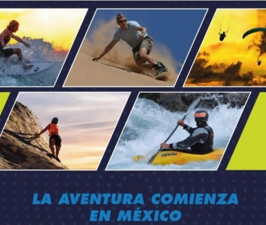 La aventura comienza en México con Schick Xtreme 3 Ultimate