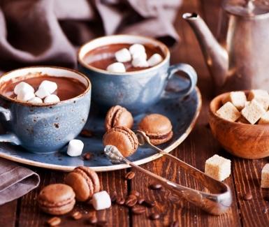 5 lugares para disfrutar un chocolate caliente