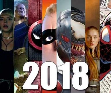 LAS PELÍCULAS MAS ESPERADAS DEL 2018