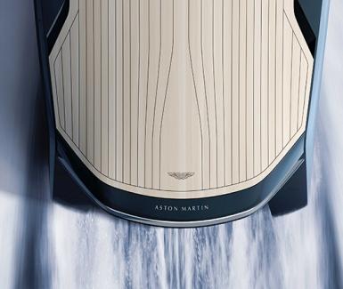 Aston Martin se lanza a mar