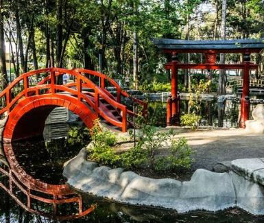 Los mejores parques para recibir a la primavera