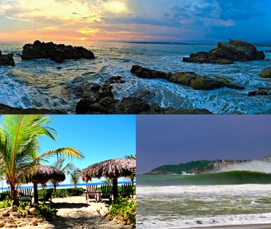Zicatela, Puerto Escondido