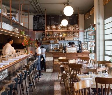 Top 5 Restaurantes para el Día de las madres