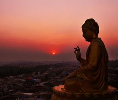 10 increíbles hábitos de los monjes budistas.