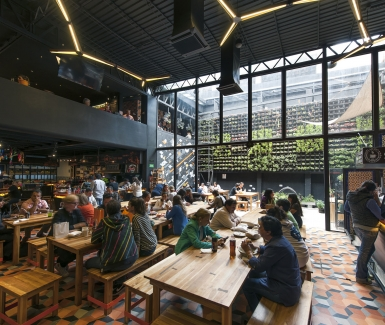 3 Mercados Gourmet en la CDMX