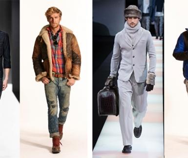 Tendencias hombre otoño - invierno 2015
