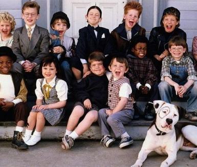 Solo los niños de los 90