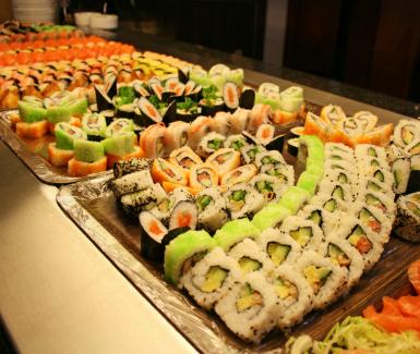 Si eres amante del sushi estos lugares te van a encantar.