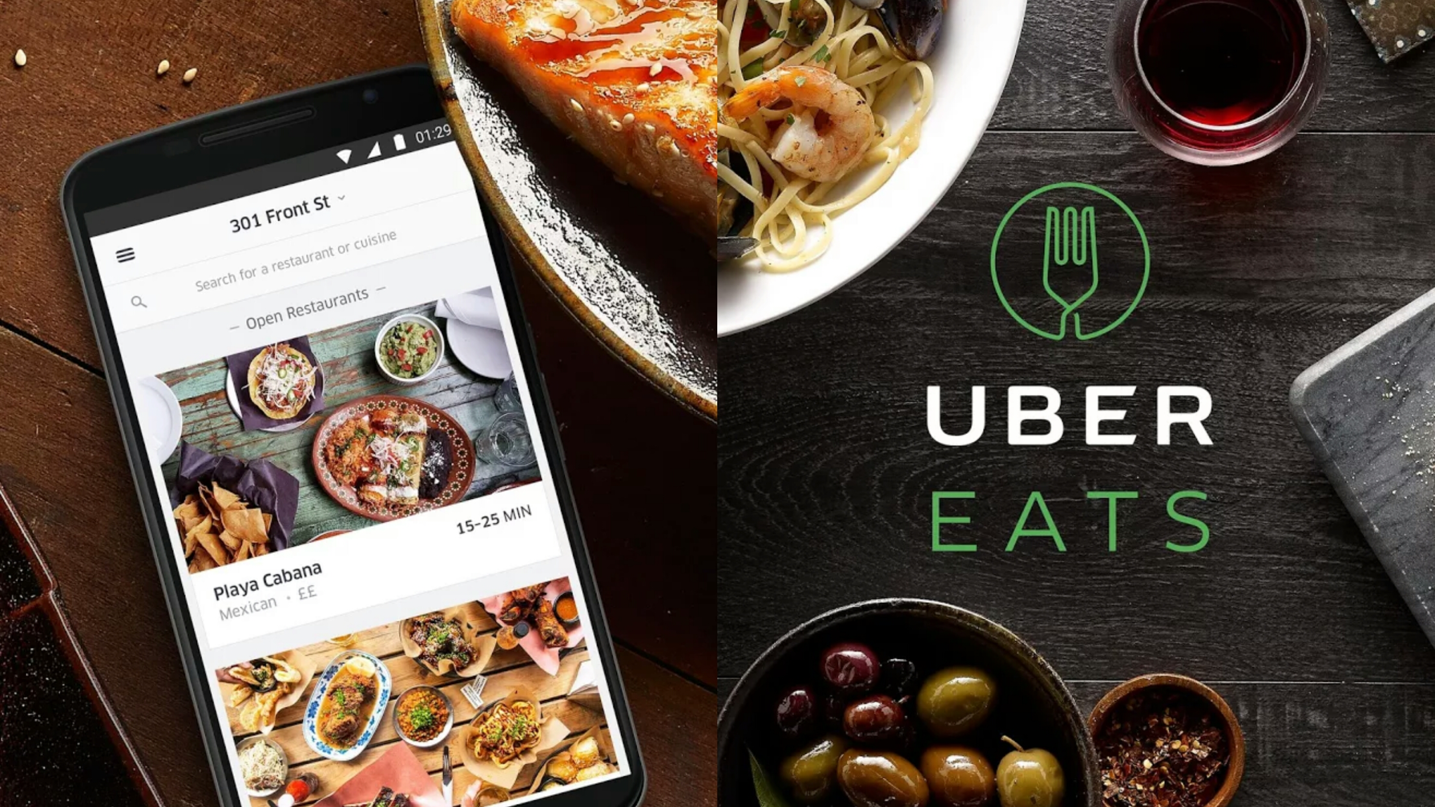 Resultado de imagen para uberEATS