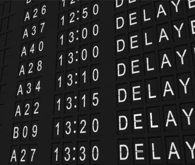 Que hacer si tu vuelo se retrasa en el extranjero
