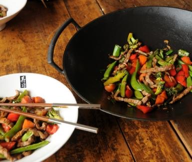 5 lugares estilo oriental para comer
